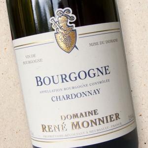 Domaine René Monnier Bourgogne Chardonnay 2018