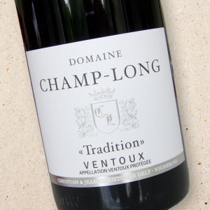"Domaine Champ Long ""Tradition"" Ventoux Rouge"