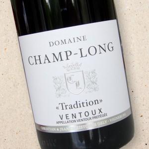 "Domaine Champ Long ""Tradition"" Ventoux Rouge"