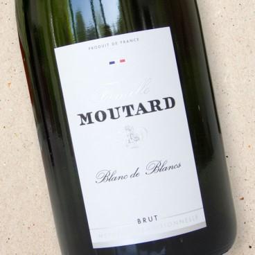 Moutard Méthode Traditionelle Brut Blanc de Blanc
