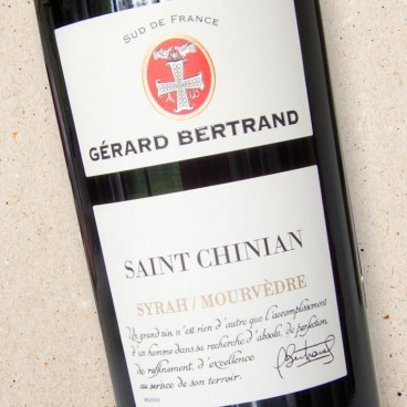 Gerard Bertrand Saint Chinian