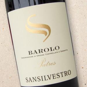 Barolo 'Patres' San Silvestro