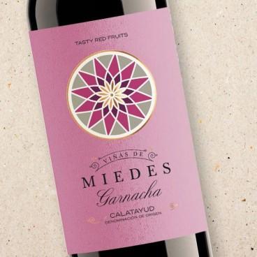 Vinas de Miedes Garnacha Bodegas San Alejandro