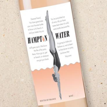 Hampton Water Rosé Gerard Bertrand