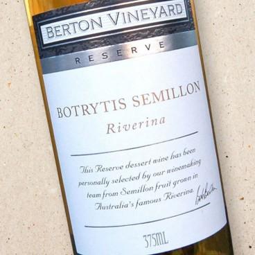 Berton Reserve Botrytis Semillon Riverina