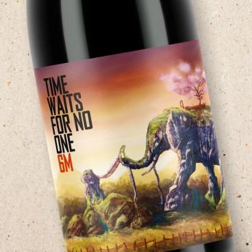 Time Waits For No One Stone Elephant Finca Bacara