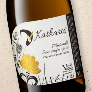 Katharos Muscadet sans soufre ajouté
