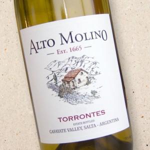 Alto Molino Torrontes, Piattelli Vineyards, Cafayate