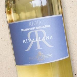Rioja Rivallana Blanco Bodegas Ondarre