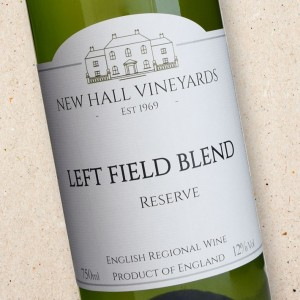 New Hall Vineyards Left Field Blend