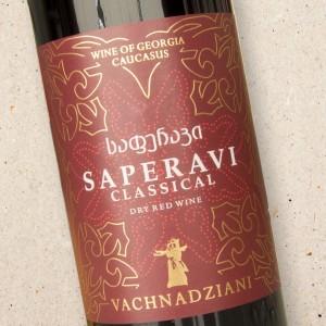 Vachnadziani Saperavi Classical