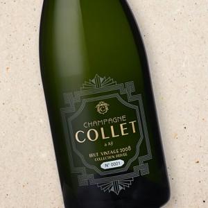 Champagne Collet Brut Vintage