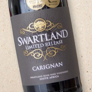 Swartland Winery Limited Release Carignan