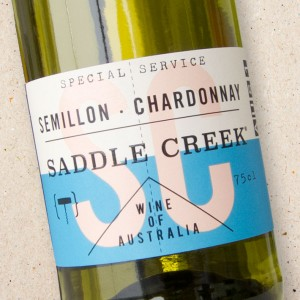 Saddle Creek Semillon-Chardonnay