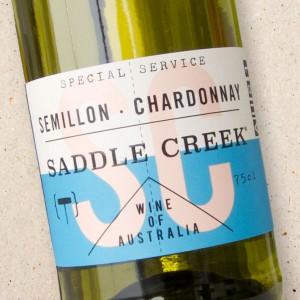Saddle Creek Semillon-Chardonnay