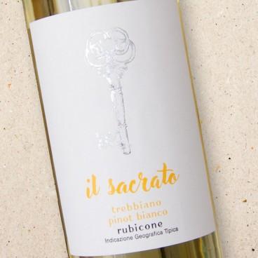 Il Sacrato Trebbiano Pinot Bianco Rubicone