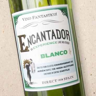 Encantador Blanco Airen Chardonnay