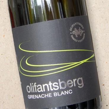 Olifantsberg Grenache Blanc