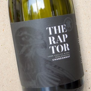 Lake Chalice 'The Raptor' Chardonnay