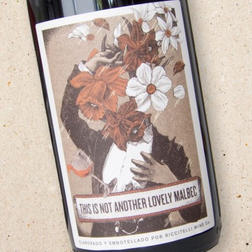 Matias Riccitelli This is Not Another Lovely Malbec