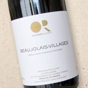 Olivier Ravier Beaujolais Villages