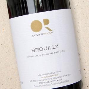 Olivier Ravier Brouilly 2019