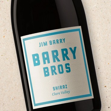 Jim Barry 'The Barry Brothers' Shiraz Clare Valley
