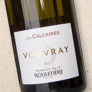 Domaine de la Rouletière Les Calcaires Vouvray Sec
