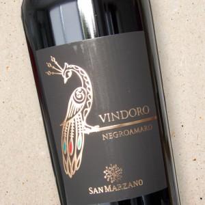 Vindoro Negroamaro San Marzano