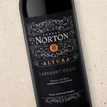 Norton Altura Cabernet Franc