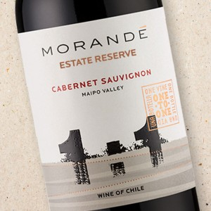 Morandé One To One Cabernet Sauvignon Estate Reserve