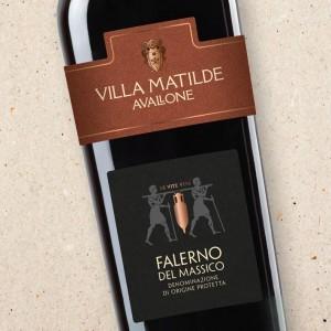 Villa Matilde Falerno del Massico Rosso