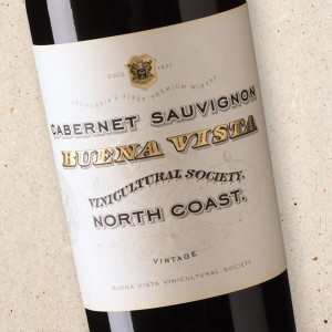 Buena Vista North Coast Cabernet Sauvignon