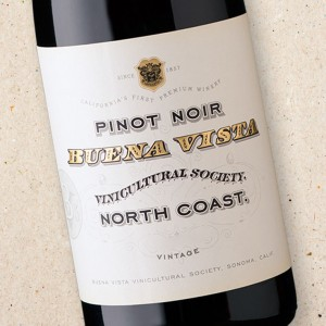 Buena Vista North Coast Pinot Noir