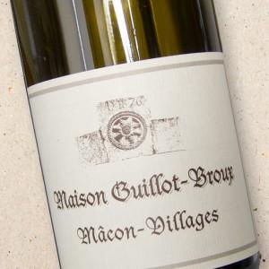 Domaine Guillot-Broux Mâcon-Villages