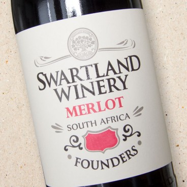 Swartland Winery Founders Merlot