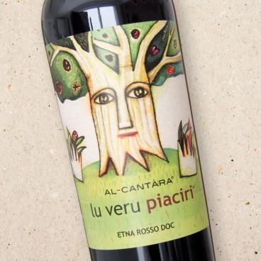 Al-Cantàra Lu Veru Piaciri Etna Sicily