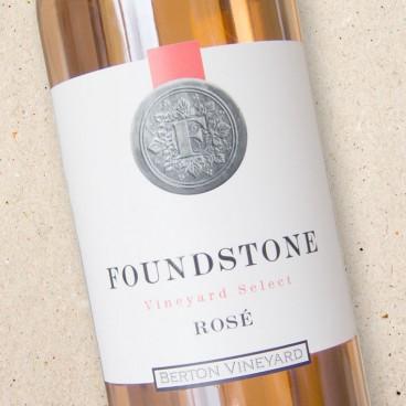 Foundstone Rosé Berton Vineyards