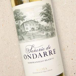 Senorio de Ondarre Blanco Rioja