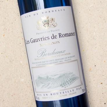 Les Gauvries de Romanet Sauvignon Blanc Bordeaux