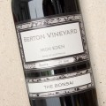 Berton Vineyard High Eden Bonsai Shiraz 2017