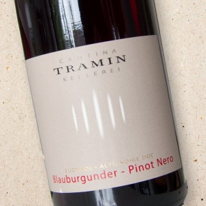 Pinot Nero Alto Adige Cantina Tramin