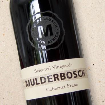 Mulderbosch Single Vineyard Cabernet Franc
