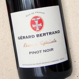 Gerard Bertrand Pinot Noir Réserve Spéciale