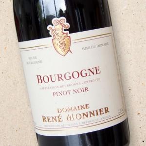 Domaine Rene Monnier Bourgogne Pinot Noir