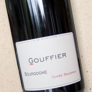Domaine Gouffier Bourgogne Rouge Cuvée Baudron