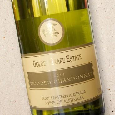 Golden Grape Wooded Chardonnay