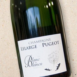 Champagne Lelarge-Pugeot Extra Brut 1er Cru Blanc de Blancs