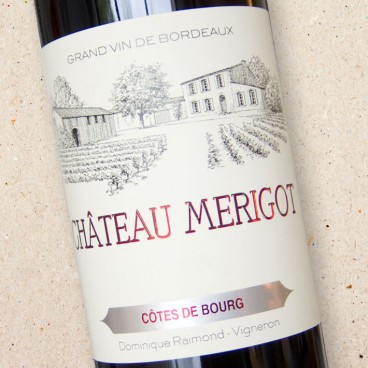 Château Mérigot Côtes de Bourg