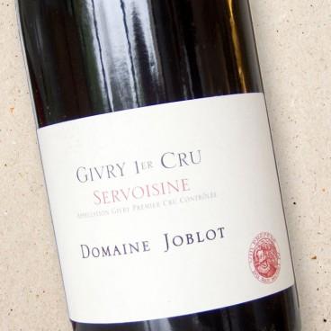 Domaine Joblot Givry 1er Cru 'Clos de la Servoisine'